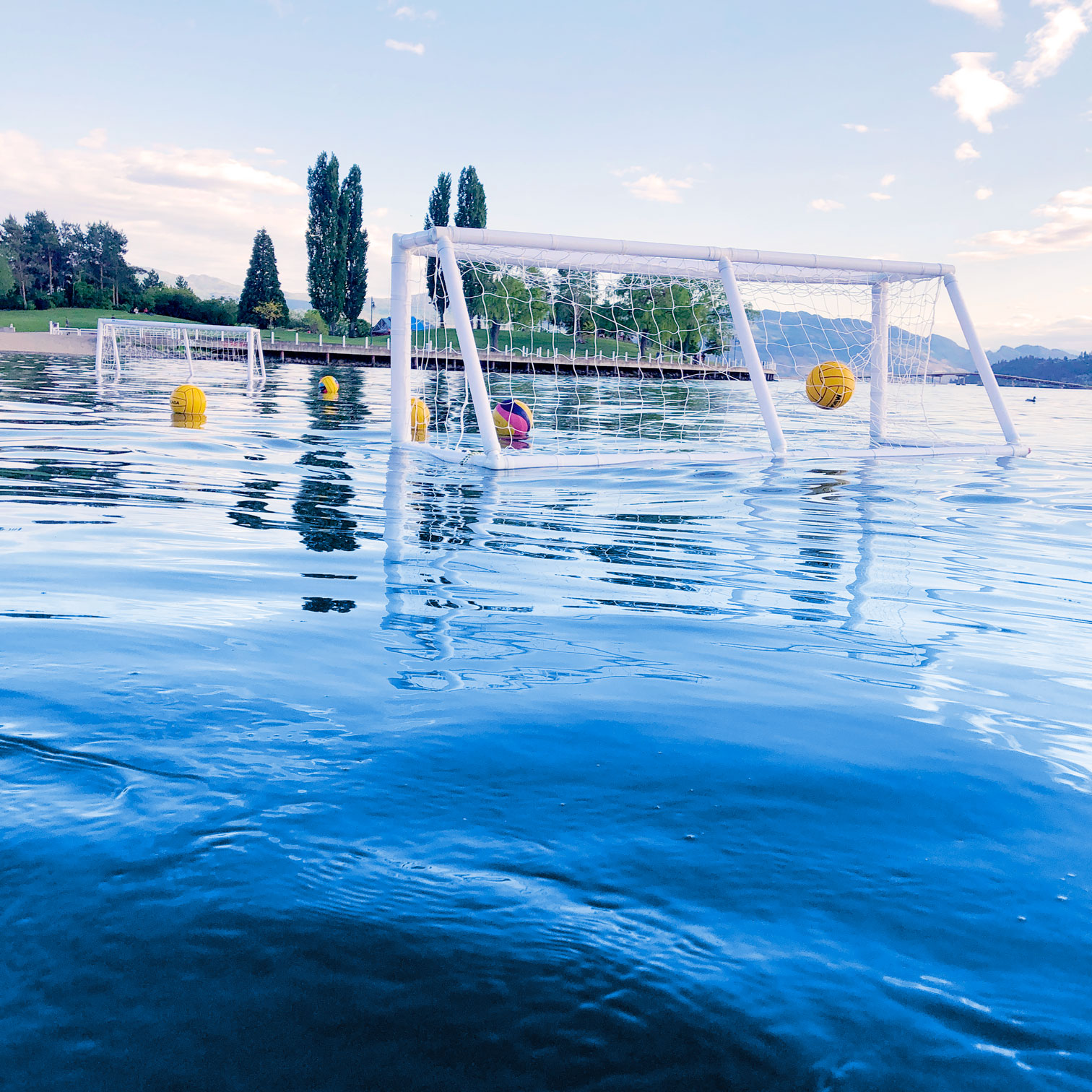 Youth Beach Water Polo