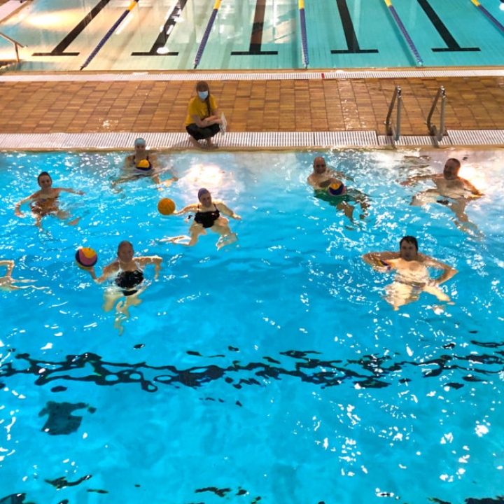 Adult Water Polo January to April 2021